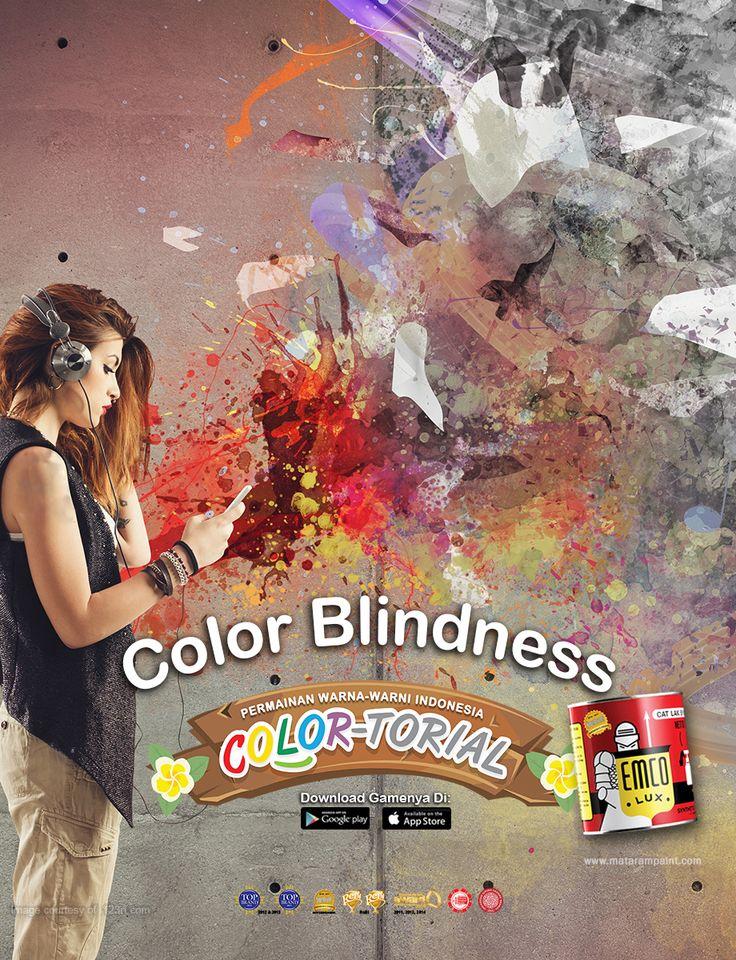 Kawan EMCO, dengan menyusun warna berdasarkan gradasinya, game COLOR-TORIAL hadir untuk melatih kepekaan mata akan warna. Selain menyenangkan, game COLOR-TORIAL juga dapat melatih Anda mengenal warna dengan baik sekaligus dapat mengasah kemampuan berpikir. Kawan EMCO dapat menikmatinya dengan mengunduh di App Store https://itunes.apple.com/id/app/colortorial/id1135159964?mt=8 maupun Google Play Store https://play.google.com/store/apps/details?id=com.matarampaint.emco.colortorial