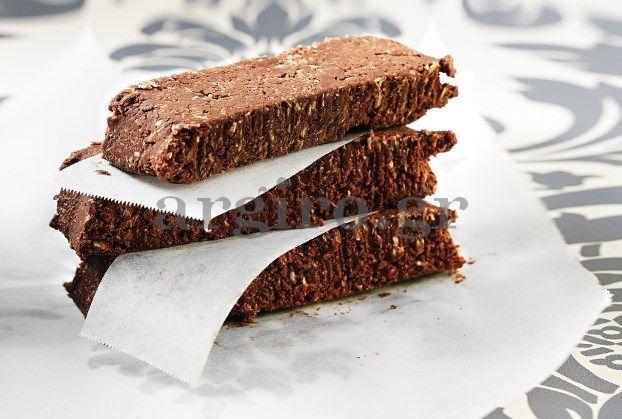 Spicy καραμέλες σοκολάτας για μεγάλους