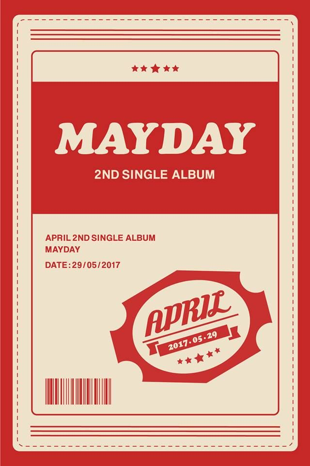 april kpop profile, april mayday teaser image, april 2017 comeback, april members, april rachel, april naeun 2017
