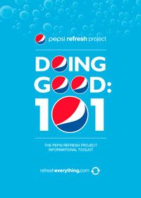 Pepsi diverted money from Super Bowl Ads in order to make a positive impact on their communities where they awarded grants throughout the year.  While this started a couple of years ago, we wonder whether it continues to be a trend.