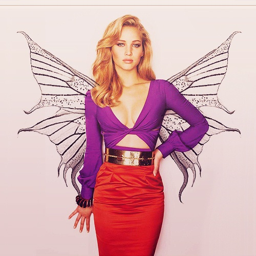 Jennifer Laurence is so gorgeous