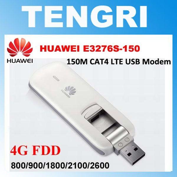 Original Unlocked Huawei E3276 E3276s 150 150mbps 4g Lte Usb Modem 3g Wcdma Usb Dongle Mobile Broadband Data Card Pk E8278 E3372 Review Modems Usb Broadband