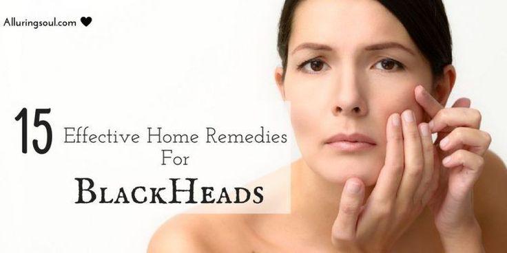 Home Remedies For Blackheads #FacialMasksForDarkSp…