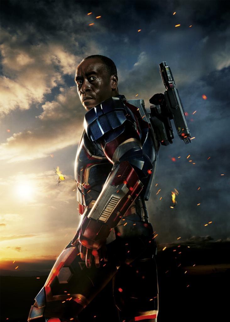 58 best images about War Machine/Iron Patriot on Pinterest ...