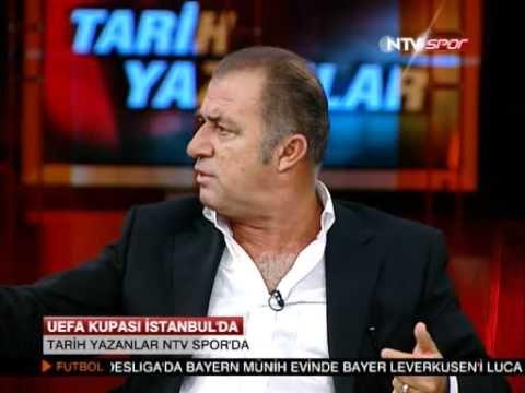GALATASARAY - Tarih Yazanlar - UEFA Kupası İstanbul'da