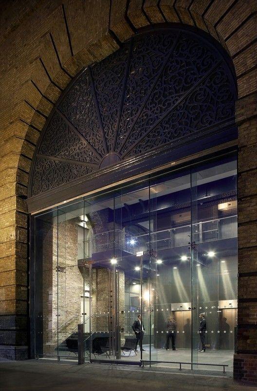King's Cross Station,© Hufton and Crow