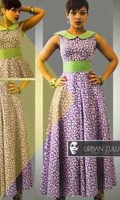 Urban Zulu Clothing Studio Photoshoots | Ankara gowns ... - photo #44