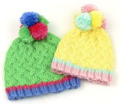 Hot Air Balloon Hats another pattern to use for my charity knitting...fun for little ones.
