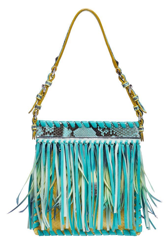 DIOR fringe turquoise purse...I NEED for Mexico