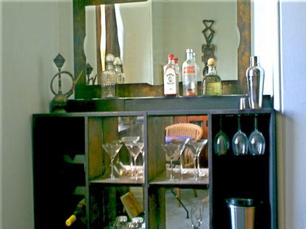 Basement Dry Bar Design Ideas