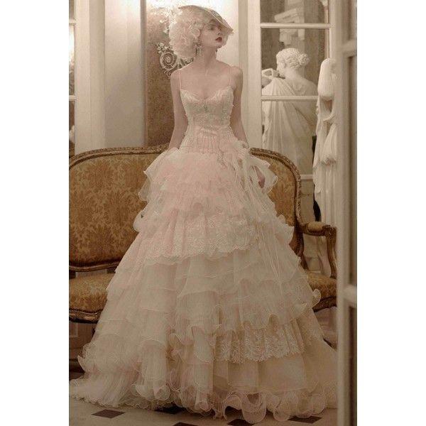 Duchess Pure Silk Organza Ball Gown Wedding Dress
