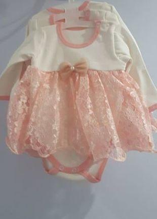 Kup mój przedmiot na #vintedpl http://www.vinted.pl/odziez-dziecieca/dla-niemowlakow-dziewczynki/16868403-body-z-sukieneczka-i-kokardka-3