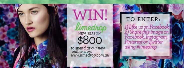 #limedrop http://pinterest.com/limedroplabel/