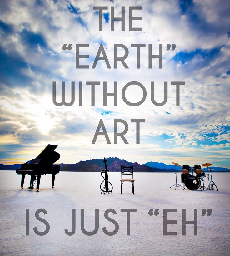 Quote from The Piano Guys