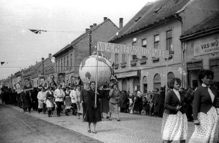 1958. május 1. Sárvár