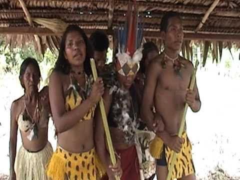 Danzas y Cantos Ancestrales de la Etnia Tikuna