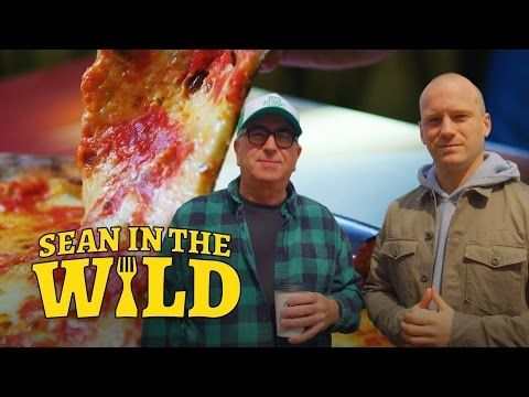 (15) Sean Evans Takes a Brooklyn Pizza Tour with Paulie Gee | Sean in the Wild - YouTube