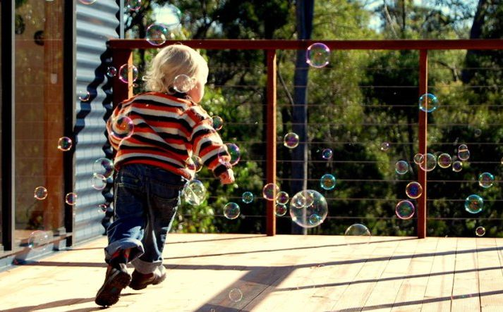 capture great pics of summertime kids