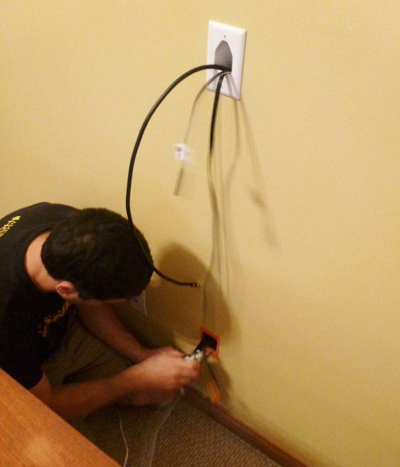 The 25 Best Hiding Cables Ideas On Pinterest Hide