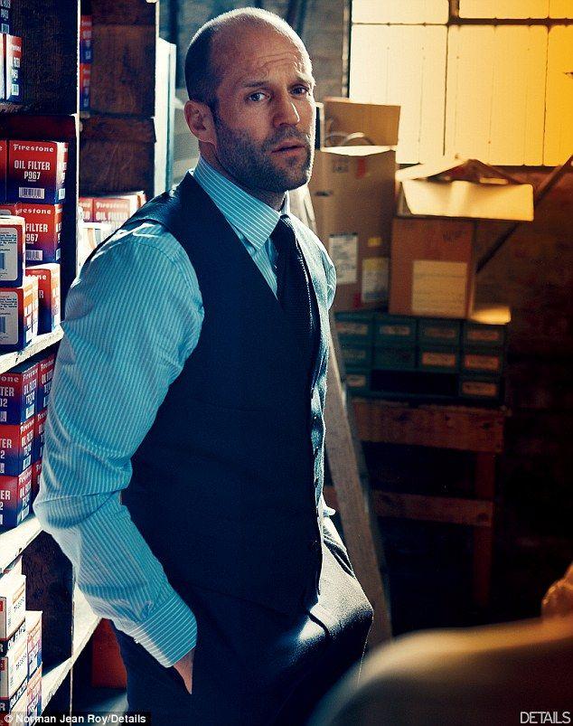 Well hello, Mr. Statham. ;)