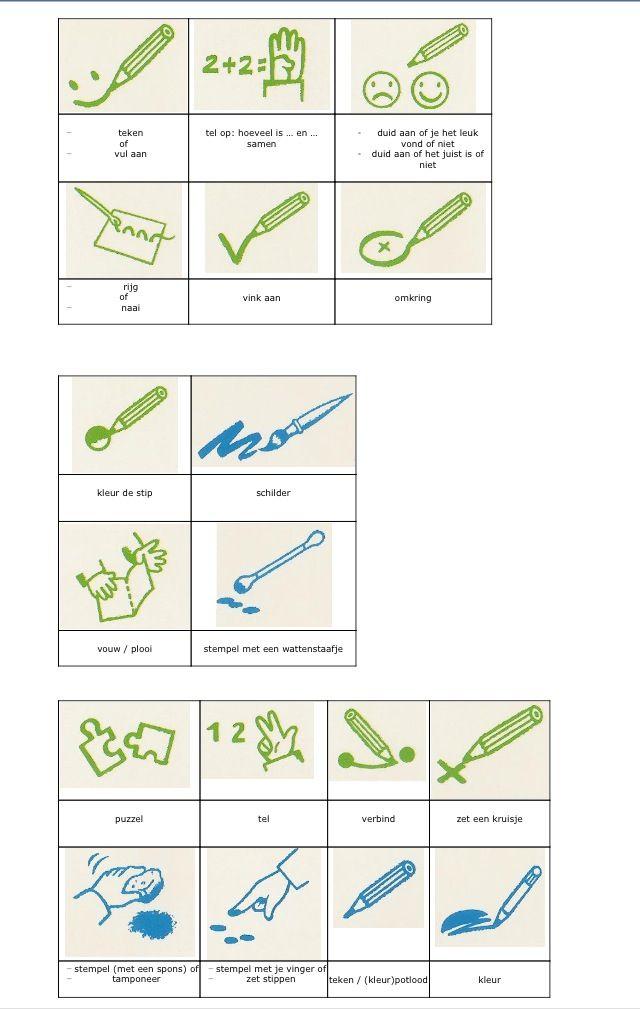 28 best Schrijf oefeningen images on Pinterest | Kindergarten, Fine ...