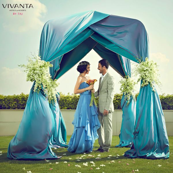 The memories associated with the words 'I do' will remain with you forever. Discover romantic ways to say it with our 'Never Ending I dos' at Surajkund #RenewalOfVows  Know more:  http://bit.ly/NeverEndingIDos  #Couple #Love #Surprise #Ceremonies #Romantic