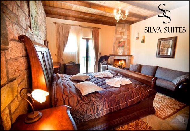 Καθαρά Δευτέρα στη Λίμνη Πλαστήρα στο Silva Suites με 199€ για 2 ή με 299€ για 3 διανυκτερεύσεις με πρωινό για 2 ενήλικες και 1 παιδί έως 3 ετών σε Junior Σουίτα με τζάκι - ξύλα, υδρομασάζ!  Η προσφορά ισχύει για διαμονή το τριήμερο της Καθαράς Δευτέρας (24-27/02)