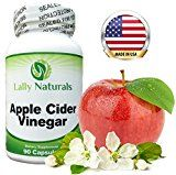 Natural Apple Cider Vinegar Pills 350 mg  ACV Capsules Support Weight Loss  Plus Apple Pectin Spirulina & Kelp  Powder Supplement Complex Helps with Immunity Circulation Digestion & Detox