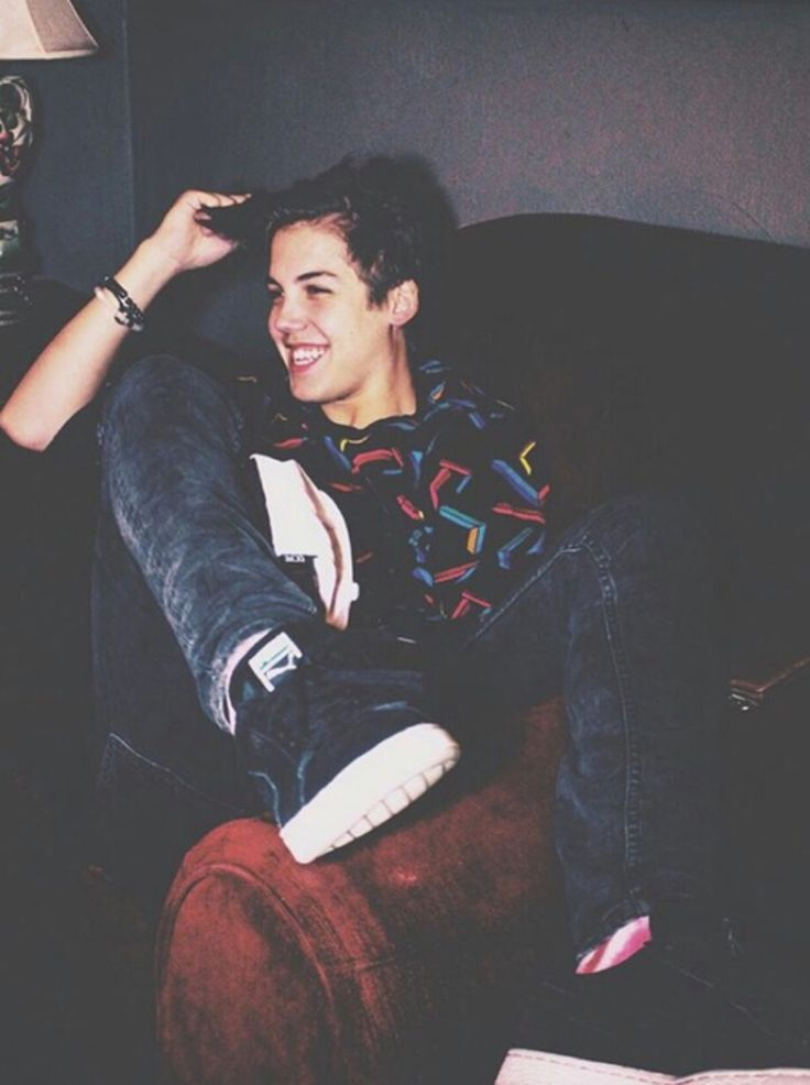 Matthew Espinosa ..aww guys look at his smile. He's so adorable. I love this kid so much! xx