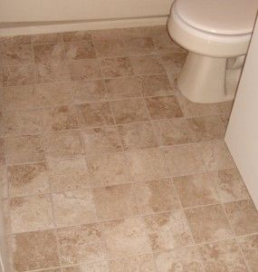 Vinyl Floor That Looks Like Tiles Looks Cheap Or Looks