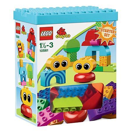 LEGO Duplo Toddler Starter Building Set 10561