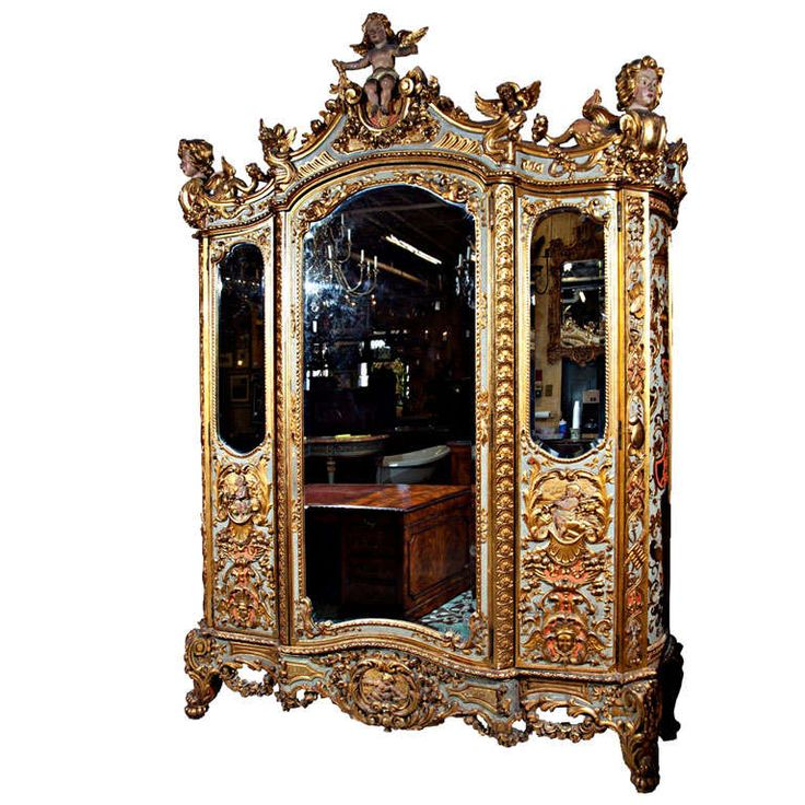 1000+ ideas about Baroque Furniture on Pinterest  Modern Baroque, Chairs and -> Armoire Style Baroque