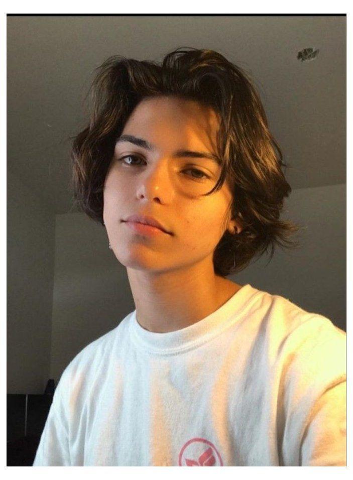 40+ Skater boy long hair info