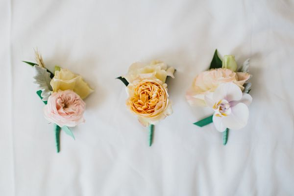Beachside Australian Wedding // Erin + Tara Photography // floral design by Cecilia Fox