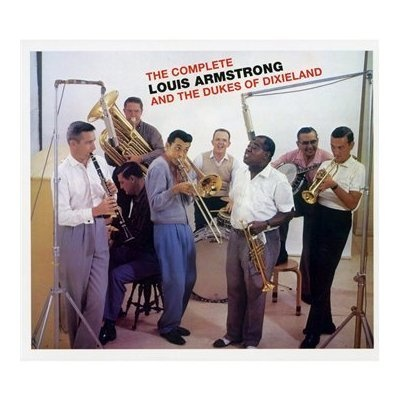 Louis Armstrong Amp The Dukes Of Dixieland Dixieland Swing