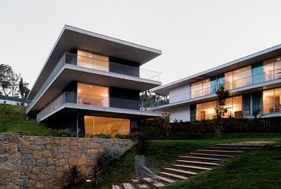 """pedro dias . @rchitect: Housing Project in Oeiras, Portugal . 2007  Geographic coordinates: 38º42'60.75"""" N  9º17'16.20"""" W"""