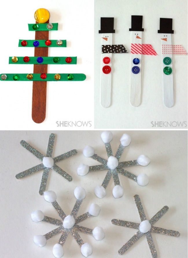 15 superb Christmas decorations you can make with your kids