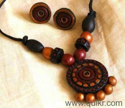Terracotta Jewellery Making class in Kochi - Edappally 8714834364 ( ONE-DAY WORKSHOP) - Kochi