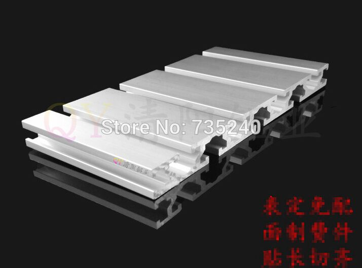 rod shaft  + ballsrew +scs20luu the whole set cnc router parts //Price: $414.20//     #Gadget