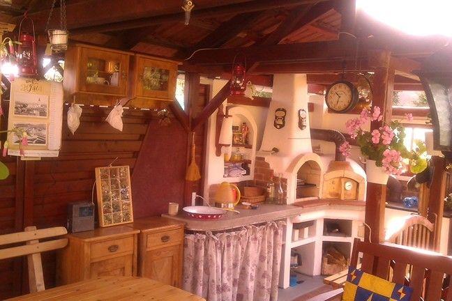 My outdoor kitchen :-)