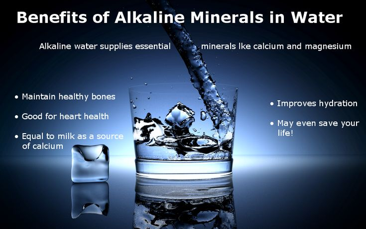 The Benefits of Drinking Alkaline Water. Why You Should Be Drinking Healthy Alkaline Water. The Best Health Improvement You Can do Now!