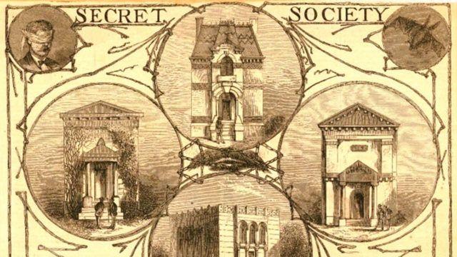 Descoberta: Lugares secretos onde acontecem reuniões de satanistas para planejar a chegada do Anticristo!