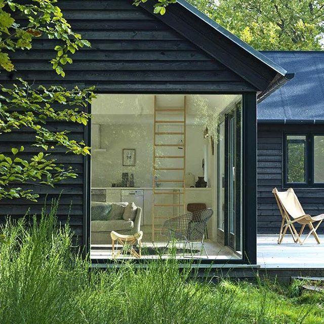 Summer Cottage In Denmark  by Møn Huset