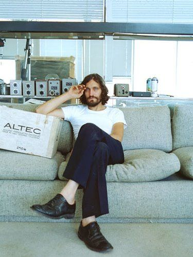 vincent gallo -- he may be kind of cray cray, but he has a lovely beard.