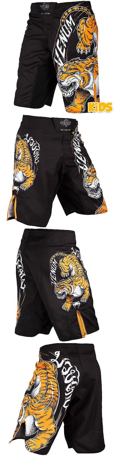 Shorts 73982: Venum Tiger King Kids Fight Shorts -> BUY IT NOW ONLY: $34.99 on eBay!