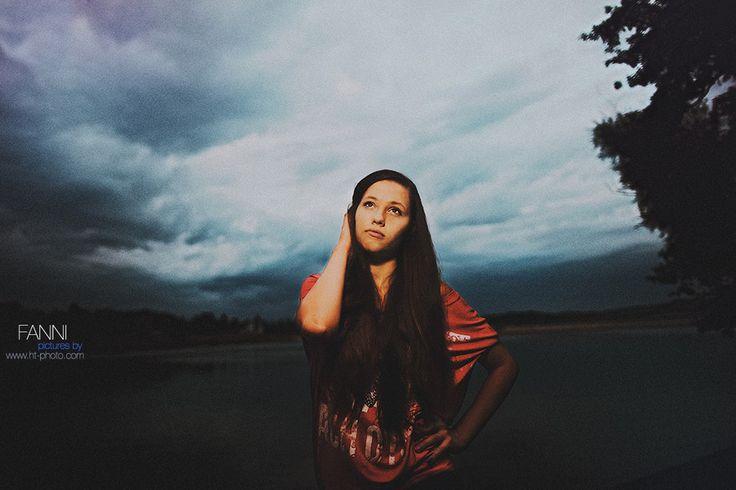 Sad Girl. by HorvathTamas on 500px