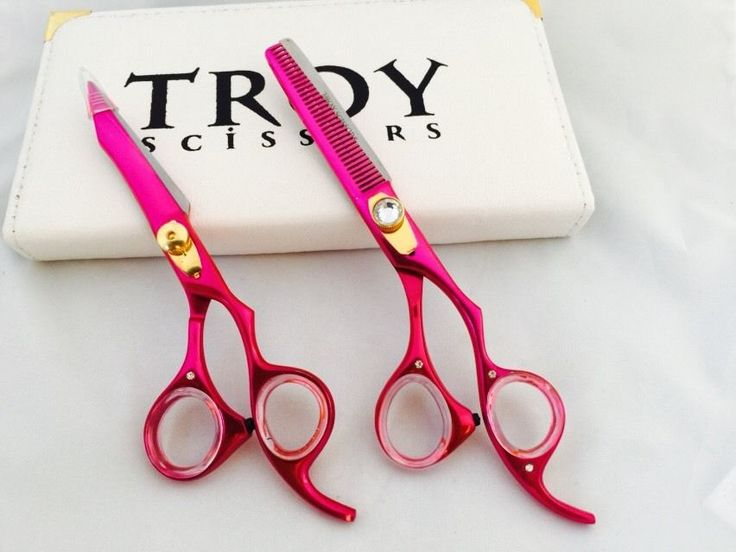 Professional Salon Hair Cutting+Thinning Scissors Barber Shears Hairdressing Set #TroyScissors