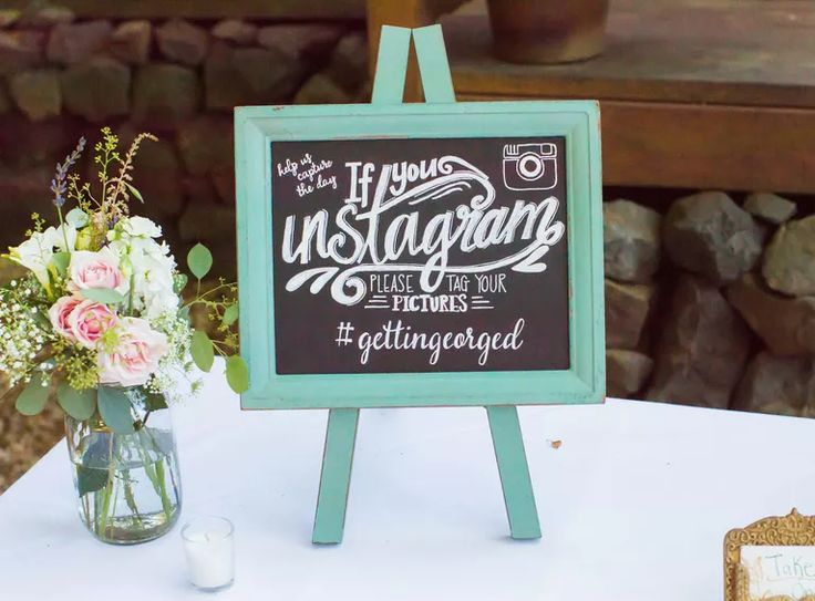 29++ Wedding hashtag sign generator ideas