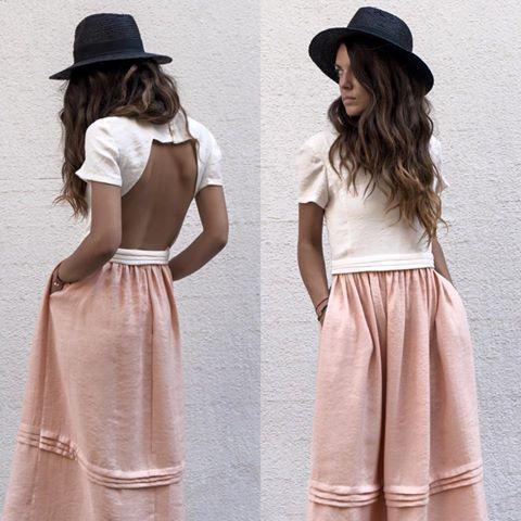 "••OUT OF STOCK-thank you!!!••  --**SPECIAL PRICE DAY**--  ----Inbox us to order ""MEIMADELINE"" dress in a very yummy price!!!!❤️❤️❤️---- #karavan #karavanclothing #karavangirl #meimadeline #mididress #mermaidsandrascals #summer #summer16 #ss16 #love #greekdesigners"
