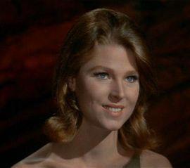 Zarabeth on Star Trek. Mariette Hartley tv and film actress!